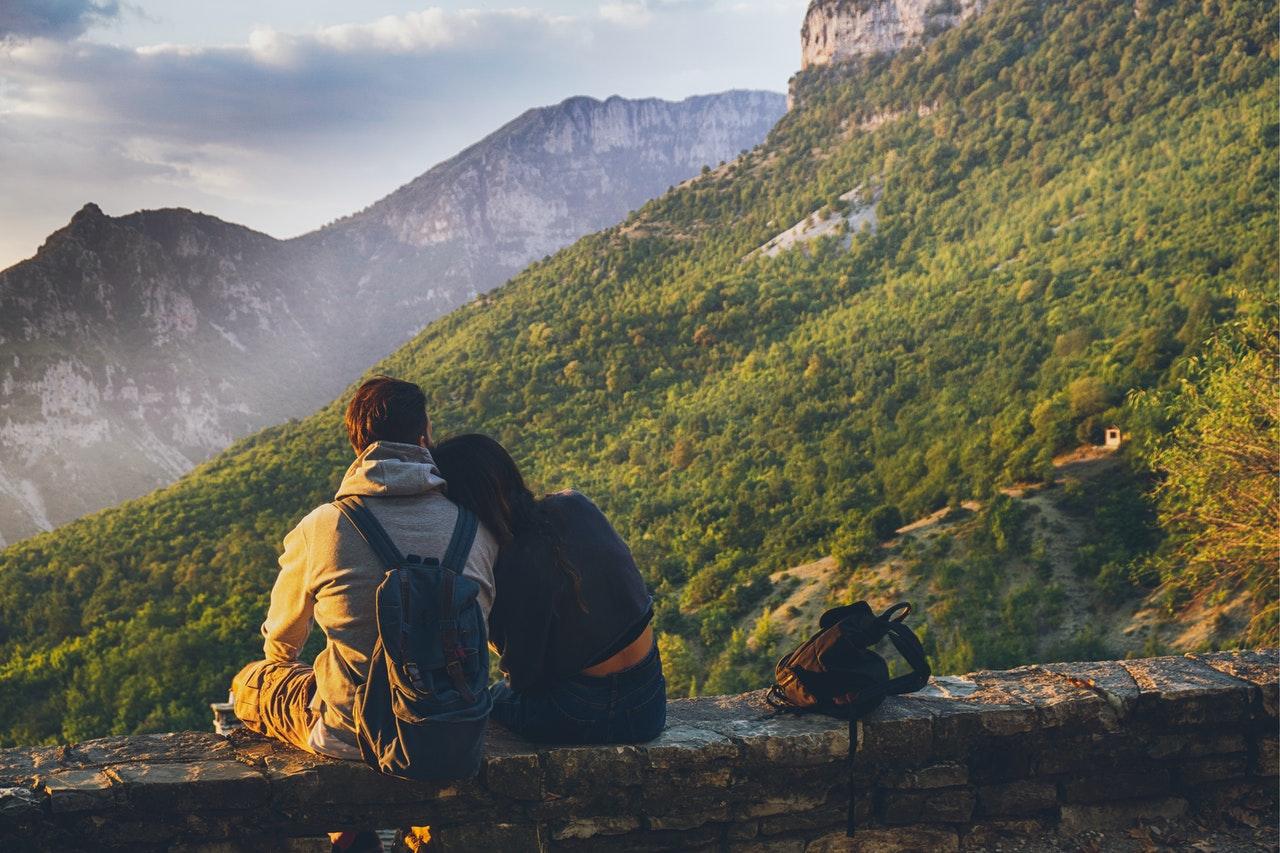 Spar sammen til rejsen ved at svare på spørgsmål