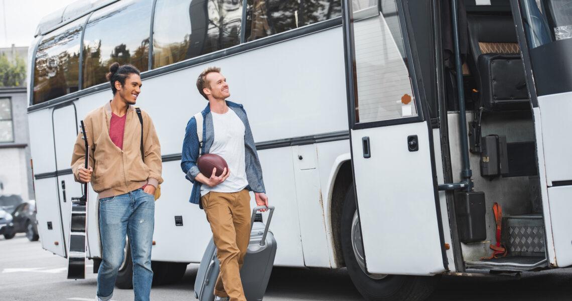 Underholdning til busrejsen